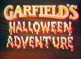 Halloween Adventure.Garfield S Halloween Adventure 1985 Christmas Flick