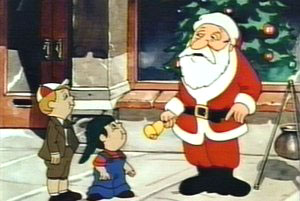 Little Rascals Christmas Special, The Pictures @ Toonarific Cartoons