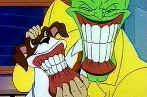 mask the animated series the pictures toonarific cartoons