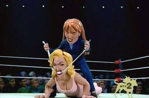 Mtv S Celebrity Deathmatch Pictures Toonarific Cartoons