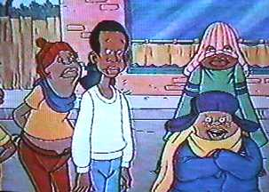 New Fat Albert Show, The Pictures - 14.8KB