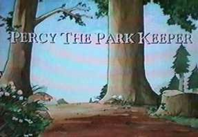 Percy The Park Keeper Pictures Toonarific Cartoons