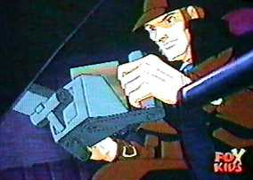 sherlock holmes in the 22nd century episode guide