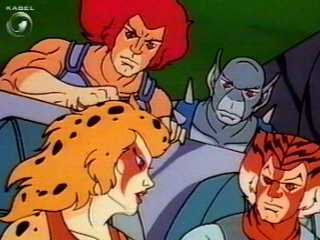 Thunder Cats Episode List on Thundercats  The Pictures   Toonarific Cartoons